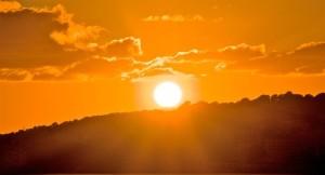 D vitamin termelődést segítő napsütés