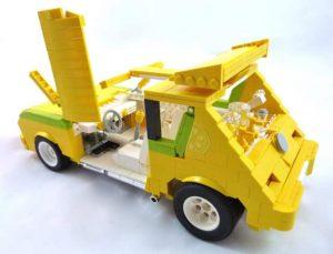 LEGO járművek