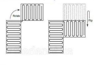 elektromos padlófűtés rétegrend