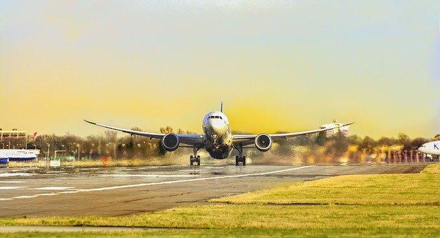repülős utazás