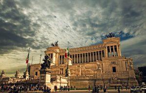 róma repülővel