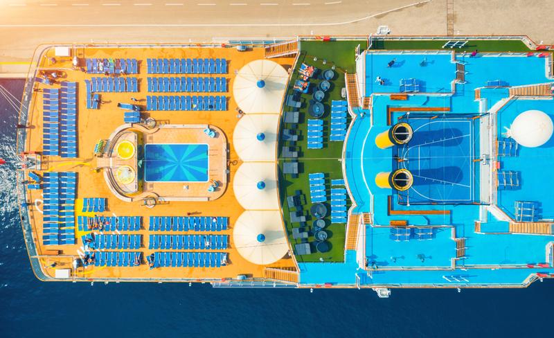luxus hajóút